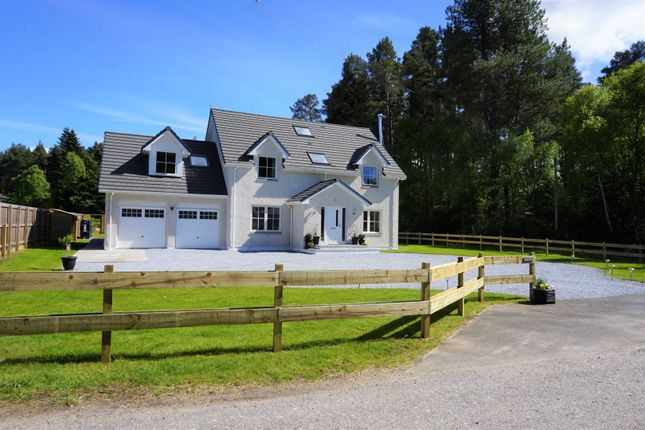 Thumbnail Detached house for sale in Kintessack, Forres