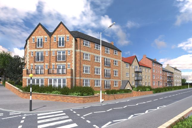 Thumbnail Flat for sale in Otium, Manchester Road, Stocksbridge