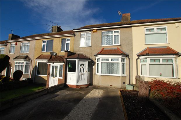 Thumbnail Property for sale in Saltwell Avenue, Whitchurch, Bristol