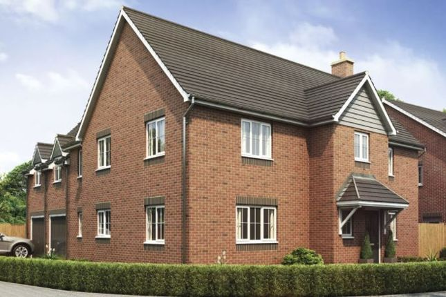 Thumbnail Detached house for sale in Eccleshall Road, Stafford