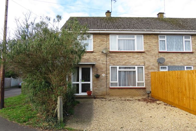 Thumbnail Semi-detached house for sale in Pennys Lane, Fordingbridge