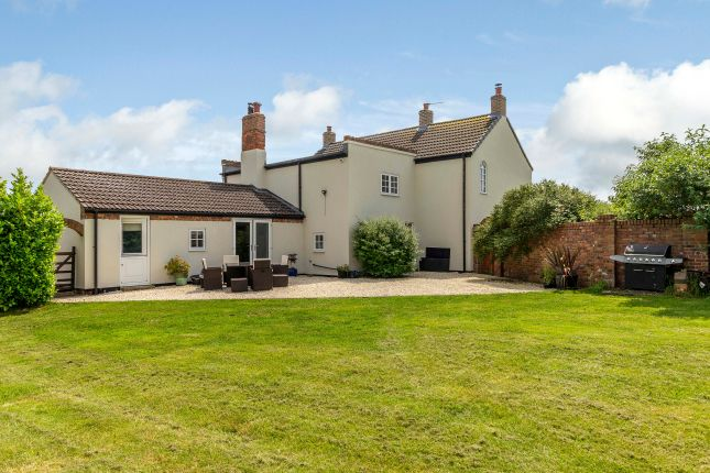 Thumbnail Detached house for sale in Winsgate, Near Eastoft, North Lincolnshire