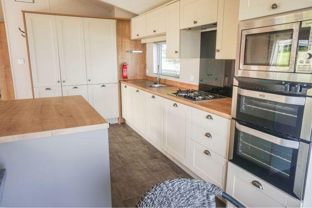 Kitchen of Peacock Hill, Bembridge PO35