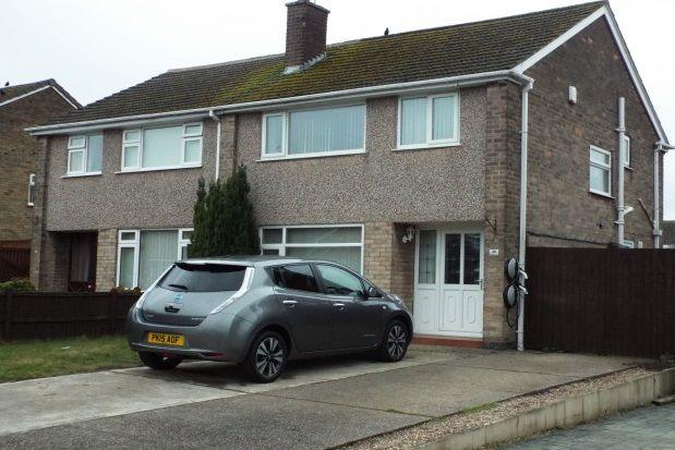 Thumbnail Property to rent in Bramble Lane, Mansfield