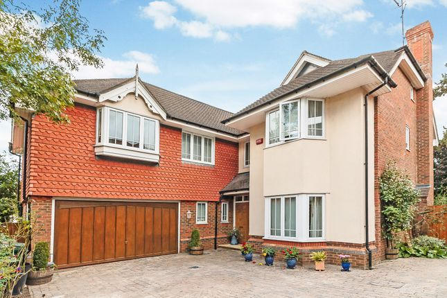Thumbnail Detached house for sale in Wildacres, Sandy Lane, Northwood, Hertfordshire