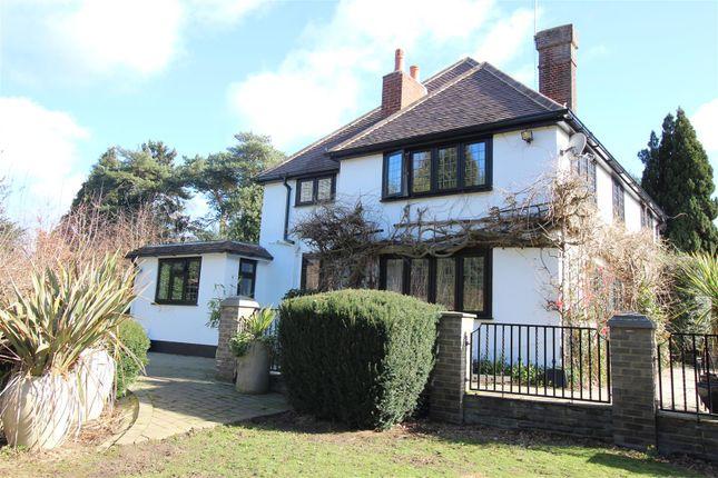 Thumbnail Detached house for sale in Latchmore Bank, Little Hallingbury, Bishop's Stortford CM22, Bishop's Stortford,