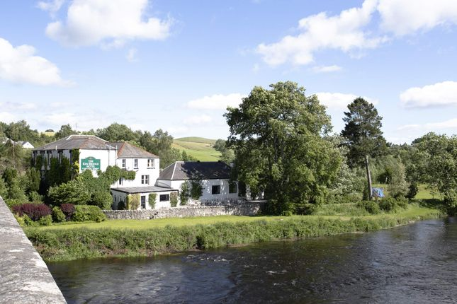 Thumbnail Hotel/guest house to let in Ken Bridge Hotel, Galloway Forrest Park, New Galloway