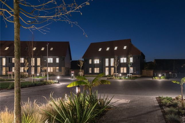 Thumbnail Detached house for sale in Scocles Court, Scocles Road, Minster On Sea, Kent