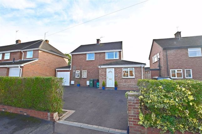 Thumbnail Detached house for sale in Brooklands Park, Longlevens, Gloucester