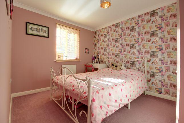 Bedroom Three of Silver Birch Way, Whiteley, Fareham PO15