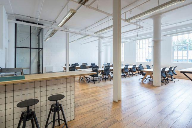 Office to let in Waterside, 44-48 Wharf Road, London
