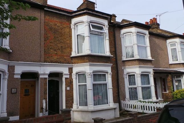 Thumbnail Terraced house for sale in Sutherland Road, Edmonton