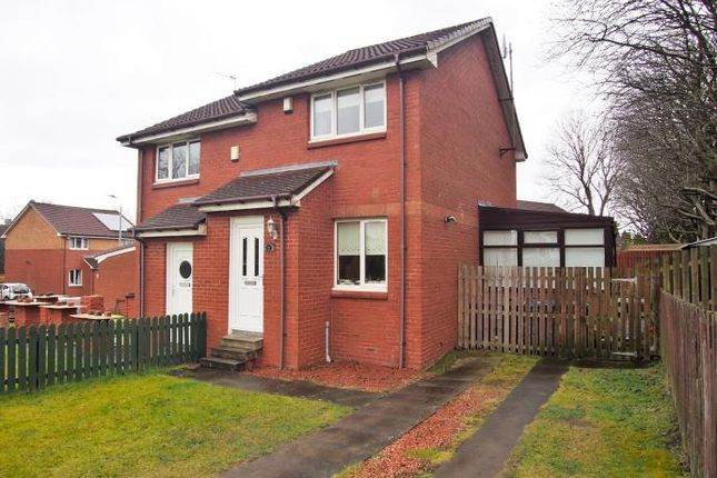Thumbnail Semi-detached house to rent in Foresthall Crescent, Springburn, Glasgow