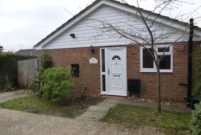 Thumbnail Detached bungalow to rent in Trinity Hill, Farnham