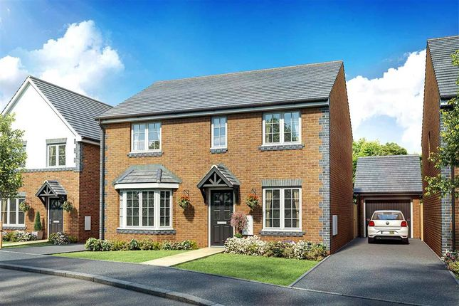 "Thumbnail Detached house for sale in ""The Manford - Plot 3"" at Steatite Way, Stourport-On-Severn"