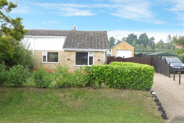 Thumbnail Bungalow for sale in Hall Lane, Wacton