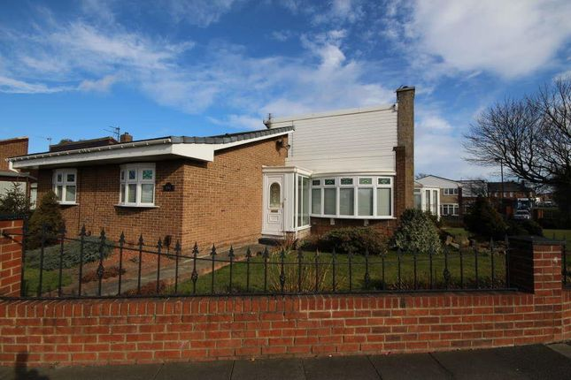 Thumbnail Detached bungalow for sale in King George Road, South Shields, South Shields
