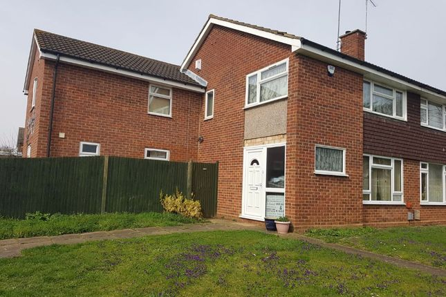 Thumbnail Semi-detached house for sale in Riddy Hill Close, Hitchin