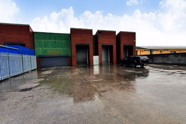 Thumbnail Light industrial to let in Elswick Road, Fenton, Stoke-On-Trent