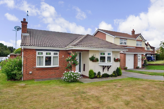 Thumbnail Bungalow for sale in Hilton Drive, Peterlee