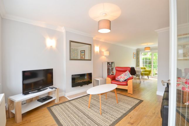 Thumbnail End terrace house for sale in Eden Road, Totland Bay