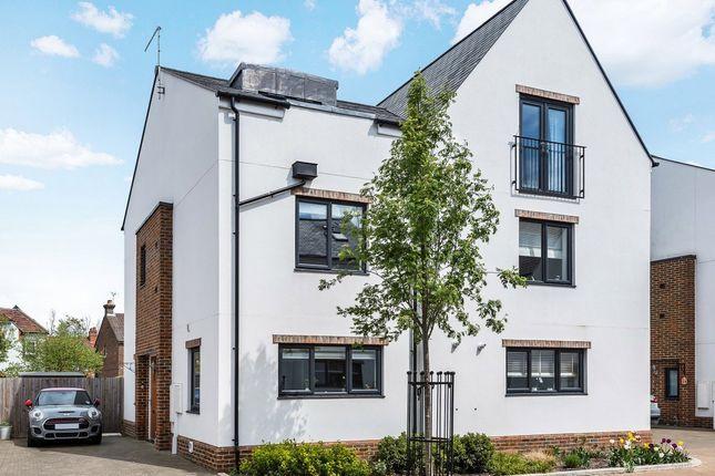 Thumbnail Semi-detached house for sale in Langham Court, Farnham, Surrey