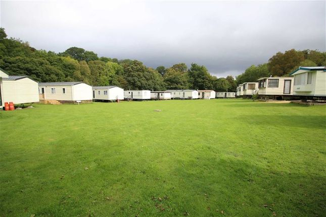 Mobile/park home for sale in West Pasture, Middleton-In-Teesdale, Barnard Castle