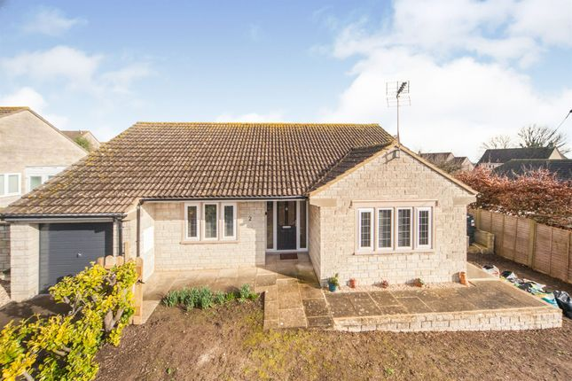 Thumbnail Detached bungalow for sale in Stoneyhurst Drive, Curry Rivel, Langport