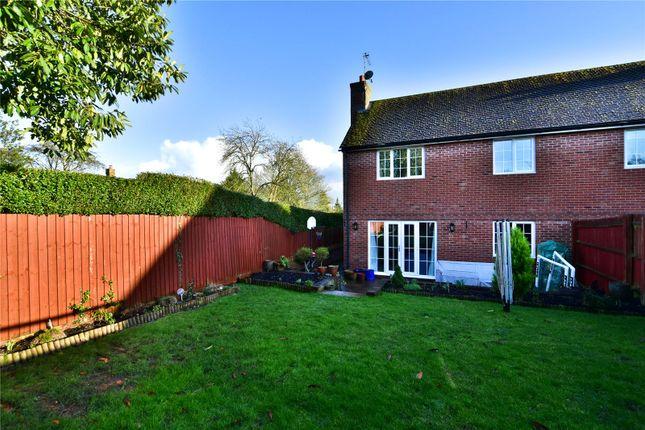 Rear Of Property of Solesbridge Close, Chorleywood, Hertfordshire WD3
