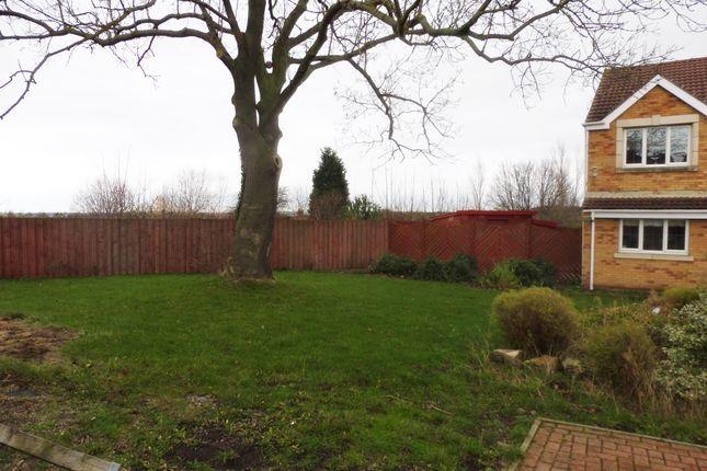 Front Garden of Ashleigh Vale, Barnsley S70