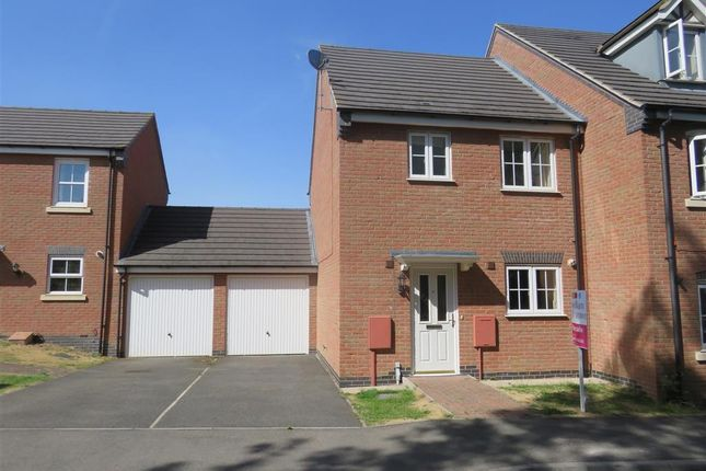 Thumbnail Property to rent in Woodbrook, Grantham