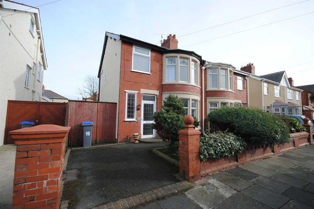 Thumbnail Property to rent in Cleator Avenue, Blackpool