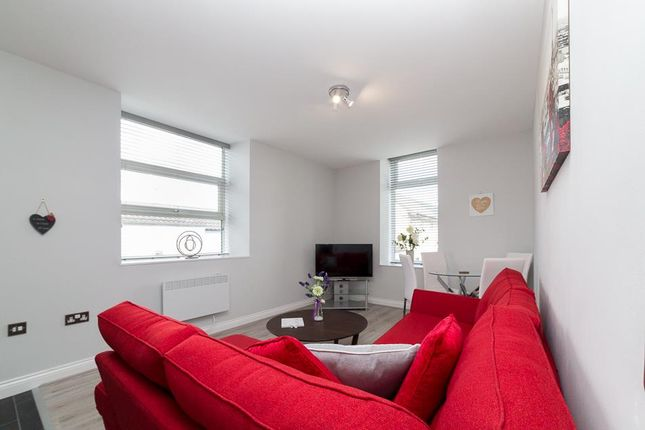 Thumbnail Flat to rent in Church Road, Eccles, Manchester