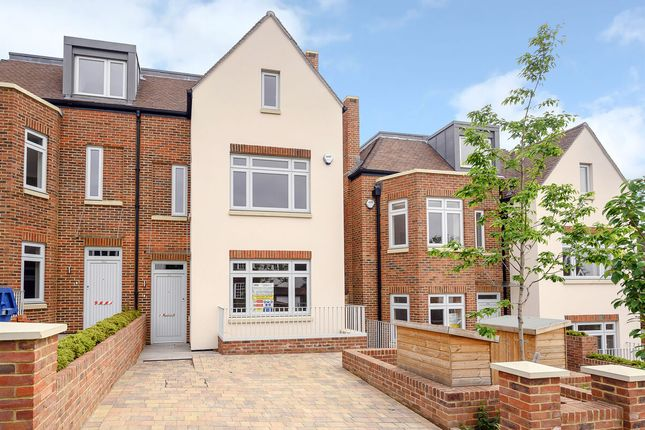 Thumbnail Semi-detached house for sale in Ridgway Place, Wimbledon Village