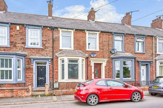 Thumbnail Terraced house to rent in Park Road, Aspatria, Wigton