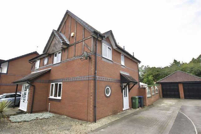 3 bed semi-detached house for sale in Lingfield Close, Chippenham, Wiltshire SN14