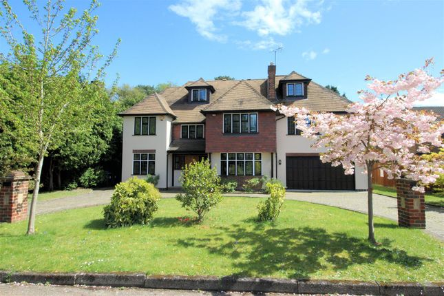 Thumbnail Detached house to rent in The Gateway, Woodham, Addlestone
