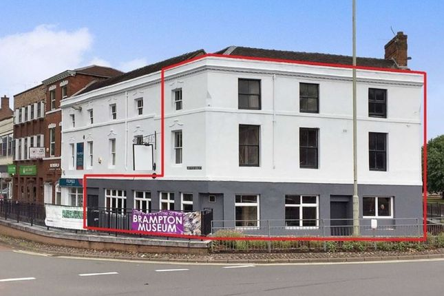 Thumbnail Retail premises for sale in Freehold Of Nelson Place, Newcastle-Under-Lyme, Staffordshire
