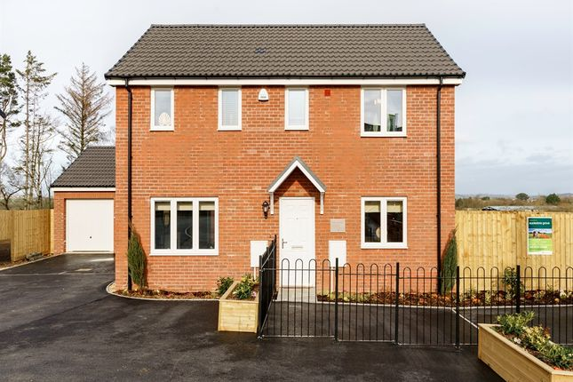 "3 bedroom detached house for sale in ""The Clayton Corner "" at Clarks Close, Yeovil"