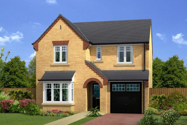 """Thumbnail Detached house for sale in """"The Middleham"""" at Ravenswood Fold, Off Premier Way, Glasshoughton, Castleford"""