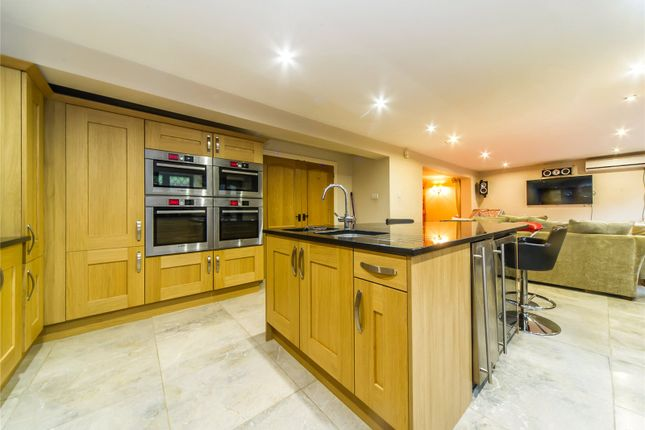 Thumbnail Detached house for sale in Downs Road, Istead Rise, Kent