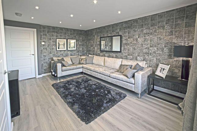 "Thumbnail Terraced house for sale in ""Kennedy"" at Greendykes Road, Edinburgh"