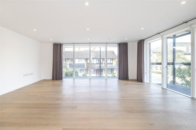 Thumbnail 2 bed flat for sale in Stage House, Griffiths Road, London