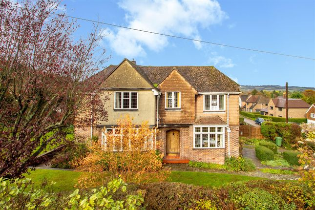 Thumbnail Detached house for sale in Trotts Lane, Westerham