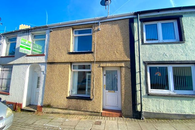 2 bed terraced house to rent in Market Street, Tredegar NP22