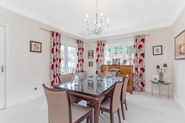 Dining Room of Bowmore Crescent, Thorntonhall, South Lanarkshire G74