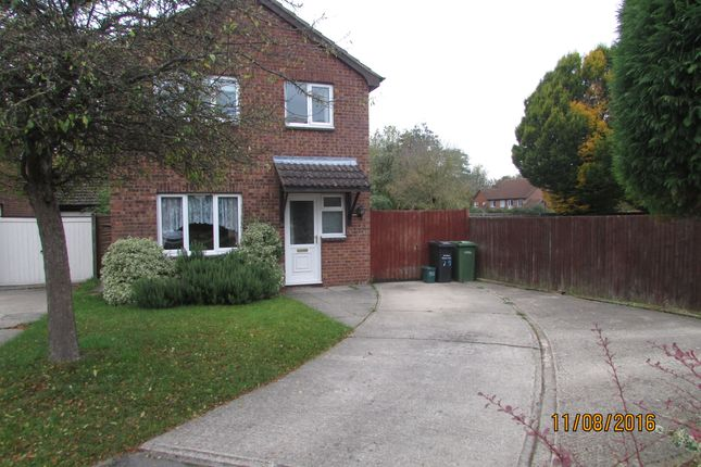 Thumbnail Semi-detached house to rent in Duffield Close, Abingdon