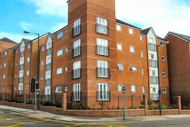 Thumbnail Flat to rent in Terret Close, Walsall