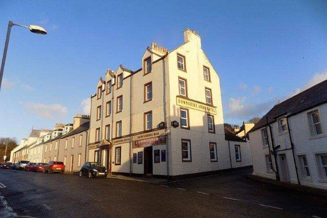 Thumbnail Leisure/hospitality for sale in Main Street, Portpatrick, Stranraer