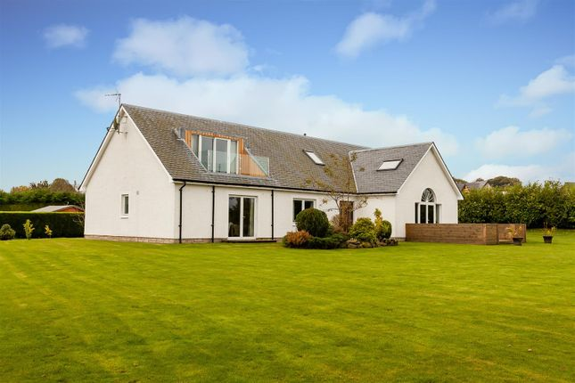 Thumbnail Detached house for sale in Gwendoline Row, Drunzie, Glenfarg, Perth